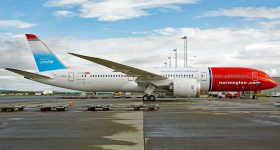 Norwegian Flies A Specially Commissioned Boeing 787 Dreamliner Filled with Emergency Aid to War Torn Yemem