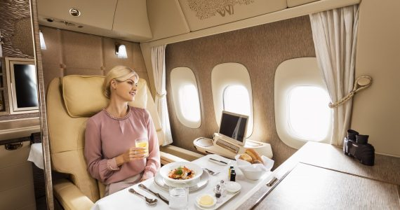 """Can the New Emirates First Class Suite and Refreshed Boeing 777 Cabins Really Be Considered a """"Game Changer""""?"""