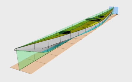 Free kayak plans 1921 SW Greenland kayak