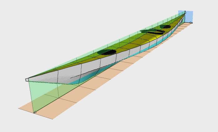 Free kayak plans 1921 SW Greenland kayak