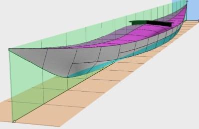 Free plans for the MacMillan Greenland kayak.