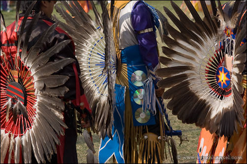 Pow wow outfits