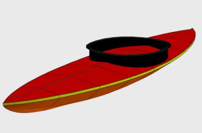 Free Koryak Kayak Plans