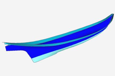 coast salish style canoe plans
