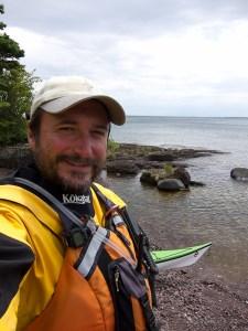 Kayaker Bryan Hansel