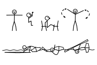 Overview of shoulder exercises for kayaking