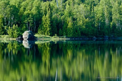 Boundary Waters Reflections
