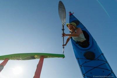kayak surfing kayakhenge