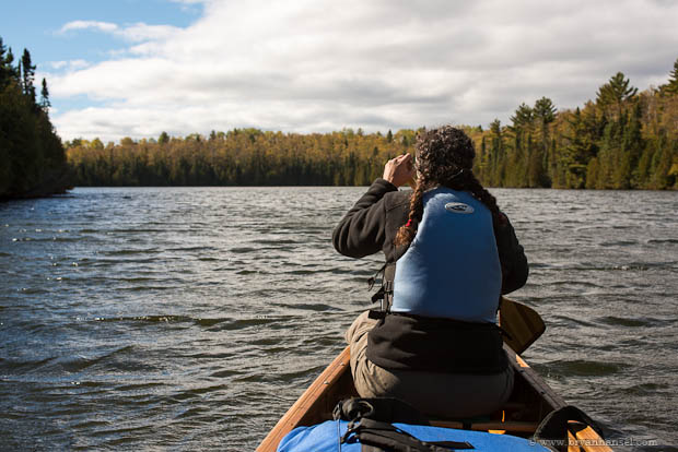 Paddling the Twin Lakes Canoe Route
