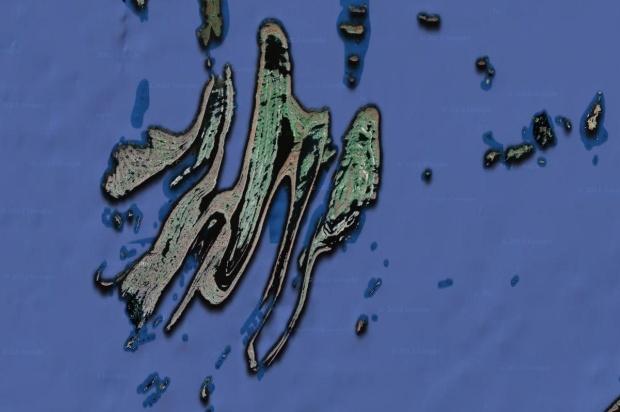Belcher Islands overview