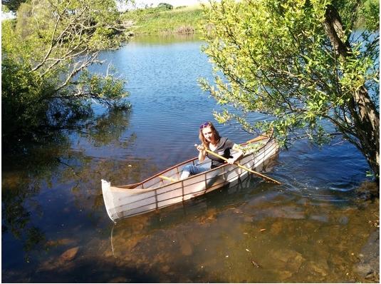 Têtes de Boule Hunter's Canoe
