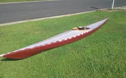Siskiwit SOF kayak