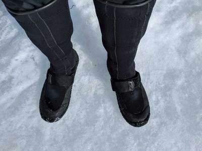 NRS Boundary Shoe review