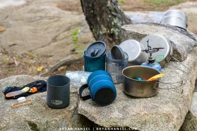 lightweight camping cookware