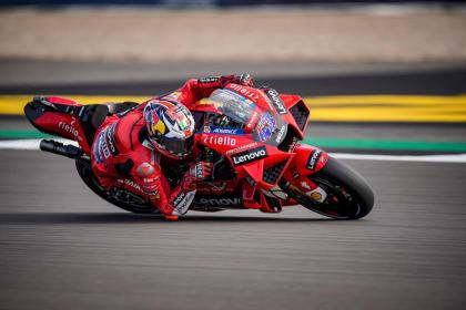 """MotoGP: Ducati Miller official says """"it's critical for Aprilia to believe its first podium"""""""
