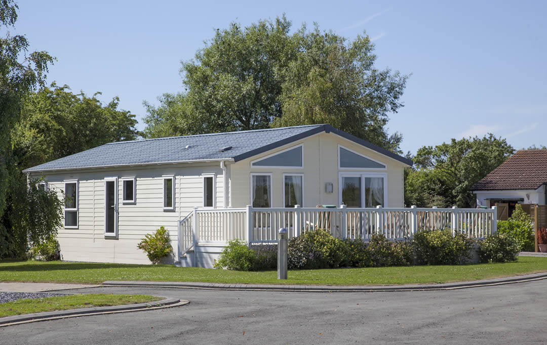 Holiday home lodge