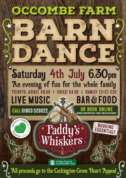 Occombe Farm Devon Barn Dance