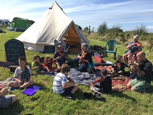 Festival Fiddle Workshops