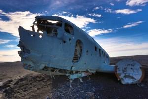 Dakota plane wreckage, Sólheimasandur