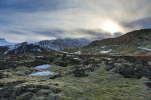 Lava field, Snaefellsnes