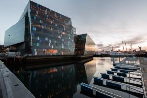 Reykjavic Opera House