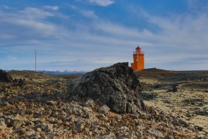 Lighthouse, Grindavik