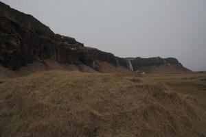Seljalandsfoss area