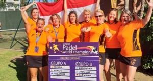 Padel Dutch Ladies