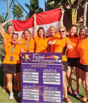 Padel Dutch Ladies