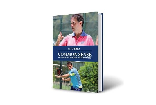 Common Sense Padel Book Boek