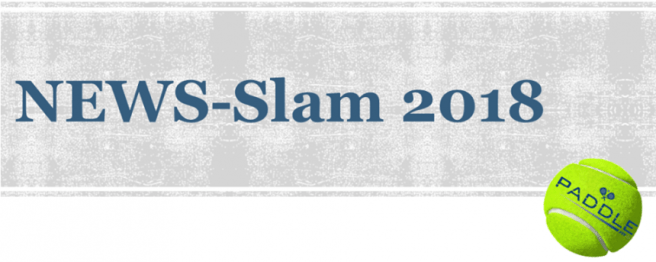 news slam paddle fit padel