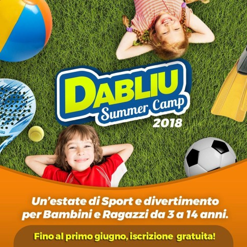 summer camp dabliu roma padel