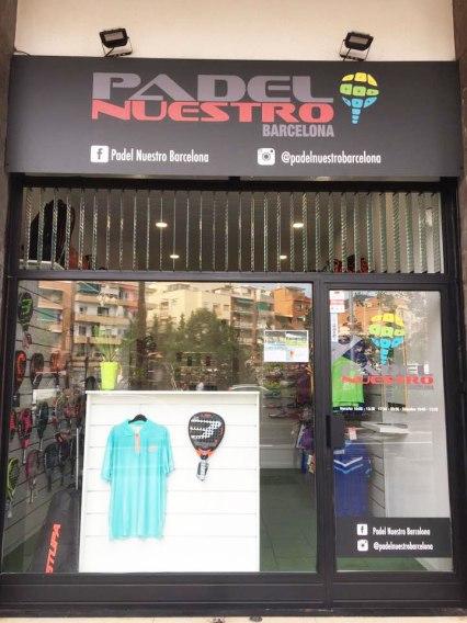Padel Nuestro Barcelona