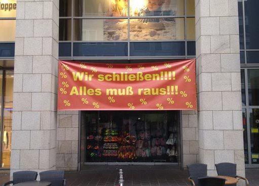 Allerlei Paderborn geschlossen