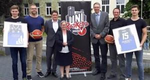Uni Baskets Paderborn Partnerschaft