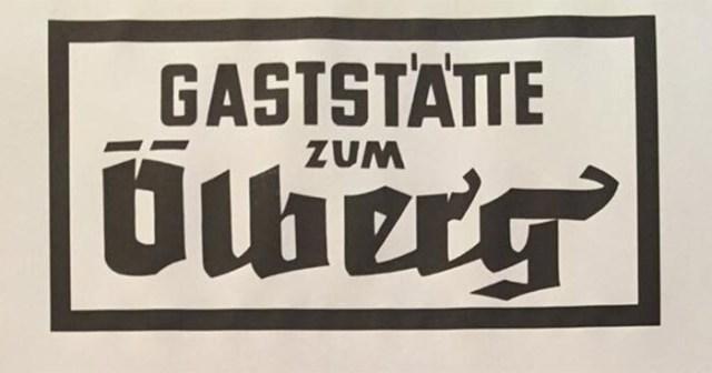 Gaststätte zum Ölberg Paderborn Logo