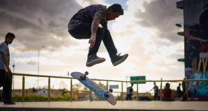 BBQ Skateboard Contest Paderborn