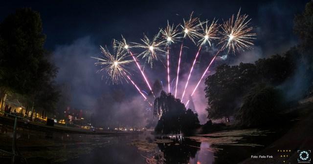 Libori Feuerwerk