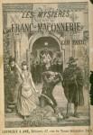 Korice knjige Les mystères de la franc-maçonnerie