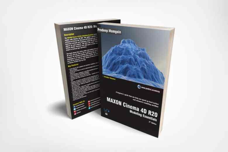 MAXON Cinema 4D R20: Modeling Essentials [Book]