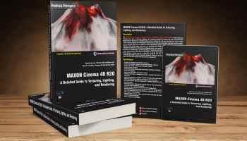 Book - MAXON Cinema 4D R20: Modeling Essentials - PADEXI Academy