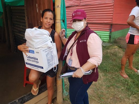 These settlements house populations particularly vulnerable to food insecurity, including returnees, internally displaced persons, and Venezuelan migrants seeking better opportunities in neighboring Colombia.