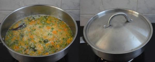 how to prepare cracked wheat/dalia upma