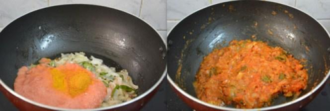 how to make tomato semiya