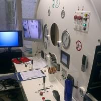 The control desk