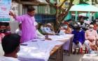 চৌহালীতে ইউনিয়ন পরিষদের জবাবদিহিতায় ওয়ার্ড সভা