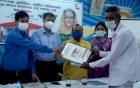 পুঠিয়ায় মুজিববর্ষ উপলক্ষে ভূমিহীন ও গৃহহীন পরিবারকে জমি ও গৃহ প্রদান
