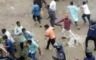 ভোটকেন্দ্রে সংঘর্ষ, বোমায় নিহত বৃদ্ধ