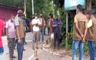 সেতুমন্ত্রীর বাড়ির সামনে ককটেল বিস্ফোরণ
