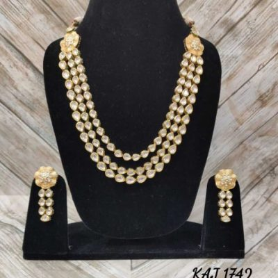 Kundan Premium Long Sets